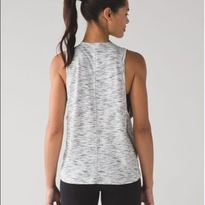 Lululemon Cardio Squad Tank II excellent condition